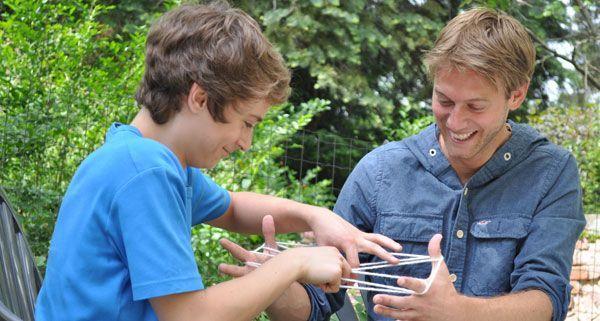 Ein neues Mentoring-Programm bietet Förderung für Kinder und Jugendliche in Wien.