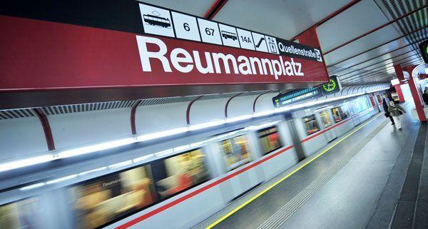 Die U1 fährt ab dem 27. August wieder alle Stationen an.