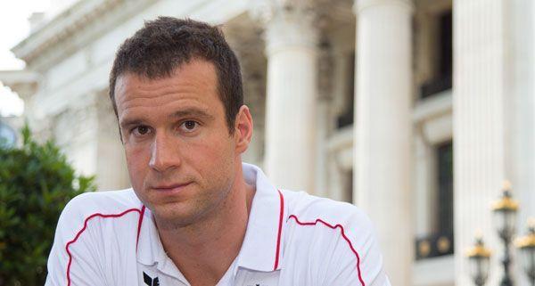 Markus Rogan denkt noch darüber nach, wie und ob seine sportliche Karriere weitergeht.