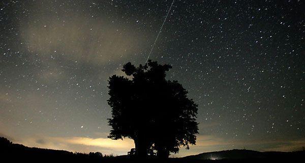 die sterne schauen zu