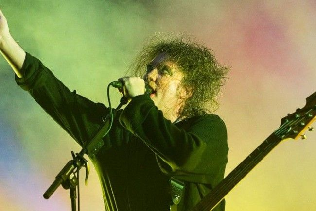Fulminanter Abschluss des Frequency Festivals 2012 mit The Cure.