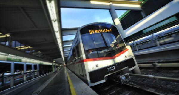 Am Donnerstag wurde der Verkehr der U4 zwischen Heiligenstadt und Landstraße eingestellt.
