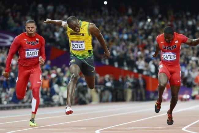 Bolt war über 100 Meter nicht zu schlagen