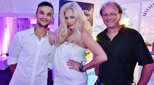 Die Vienna Fashion Week 2012 wurde eröffnet. Im Bild: Organisatorin Elvyra Geyer.