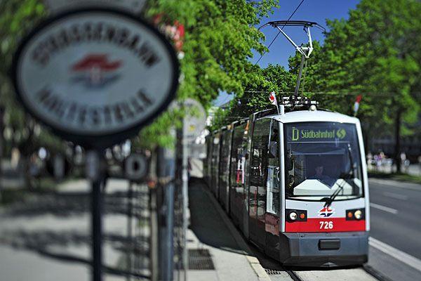Der Vienna Night Run findet am Samstag statt und sorgt für Verkehrsbehinderungen