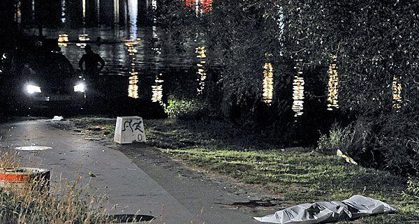 Mord auf Donauinsel: Mutmaßlicher Täter gefasst