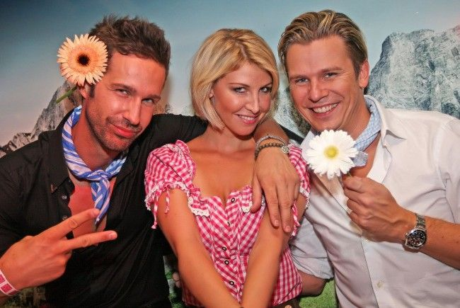 Adi Weiss & Michael Lameraner feierten die Style Up Your Life!-trachten-Show in der Bettelalm.