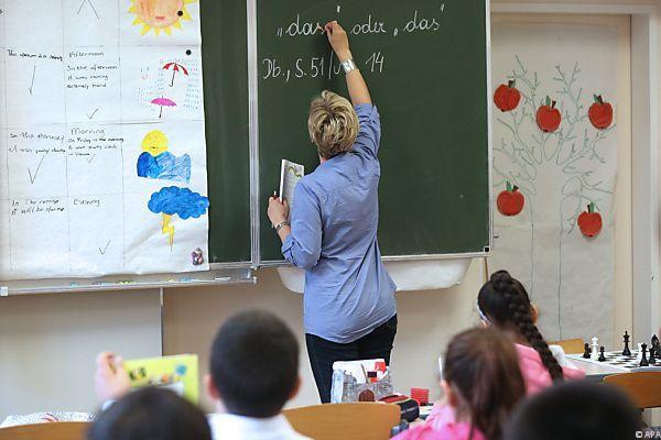 Maximal 15 Schüler pro Klasse soll es nach Wunsch der ÖVP-Expertengruppe geben.