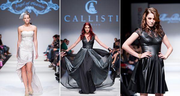 Das war der 2. Tag auf der MQ Vienna Fashion Week 2012.