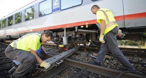 Die ÖBB-Schnellzüge sind wieder im Plan in Wien.