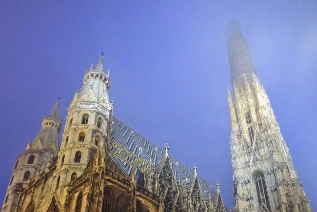 Der Sonntag in Wien: Nebelig, aber trotzdem viel los