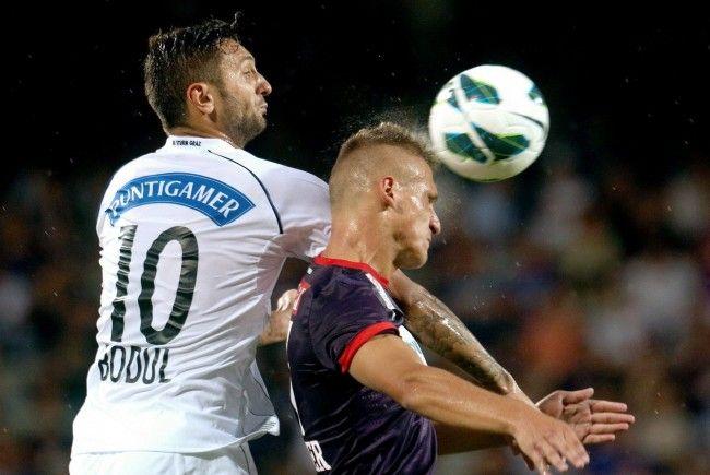 LIVE: Sturm Graz gegen Austria Wien im Ticker