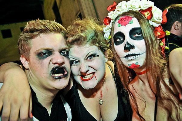 In Wien weiß man, wie zu Halloween ordentlich Party gemacht wird