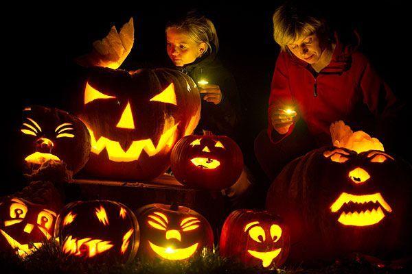 Halloween: In Österreich nicht allen geheuer