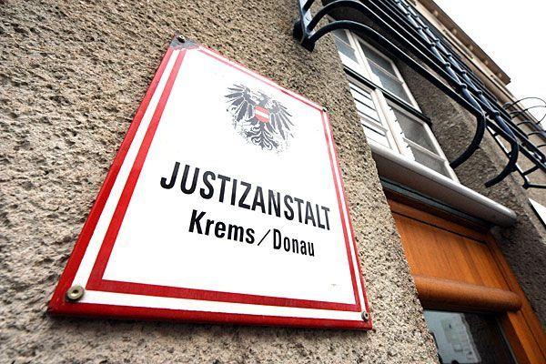 Arsen-Vergiftungen: In der Justizanstalt Krems sitzt die 51-jährige Bogumila W. derzeit in U-Haft