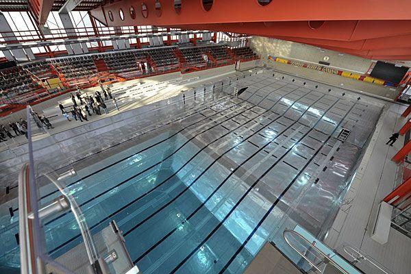 Das Wiener Stadthallenbad wurde saniert - doch dabei ging einiges gründlich schief