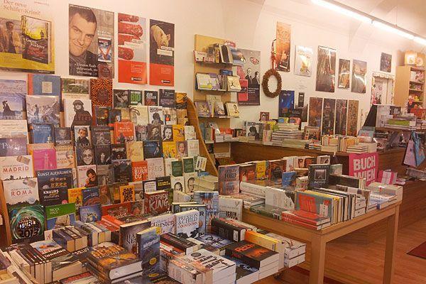 Die Buchhandlung Thrill & Chill ist ein wahres Mekka für Freunde von Krimis und Co.