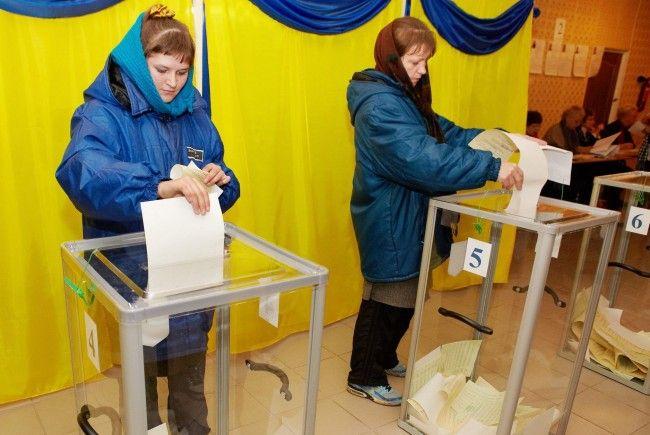 Mit rund 30 Prozent der Stimmen sprachen die Wähler der Regierunspartei das Vertrauen aus.