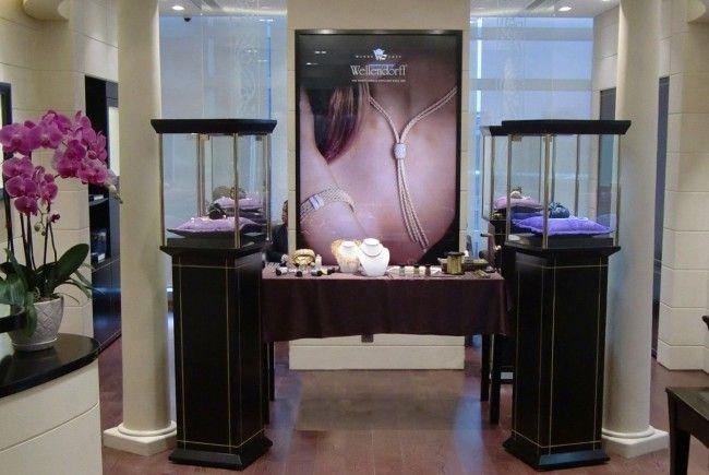 Im November eröffnet der Juwelier Welendorff seine Boutique in Wien.