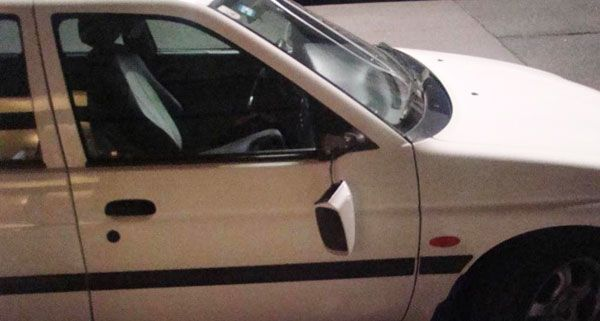 Neun Autos wurden in Wien-Alsergrund beschädigt.