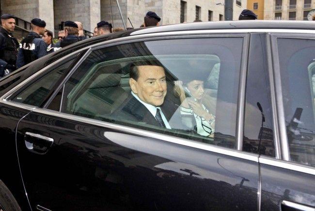 Nach Abtritt als Premier könnte ihm Gang ins Gefängnis drohen
