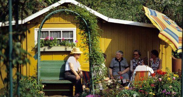 Die Staatsanwaltschaft beschäftigt sich mit dem Wiener Kleingartengesetz.