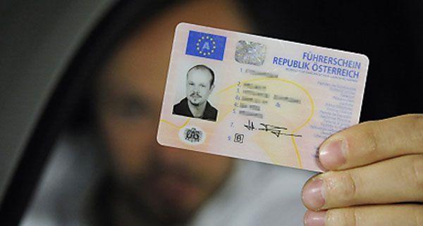 Zahlreiche Anträge auf Scheckkartenführerscheine trudeln in Wien ein.