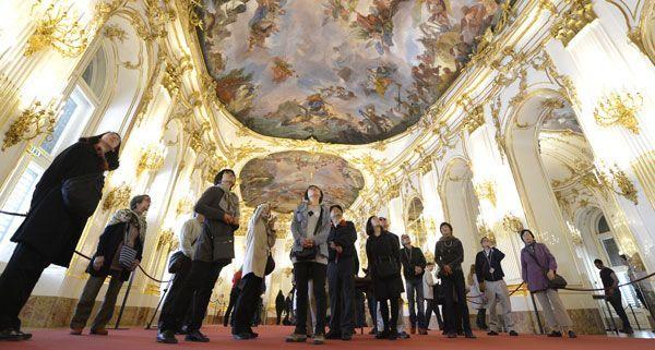 Bereits seit 20 Jahren wird das Schloss Schönbrunn nicht mehr vom Staat verwaltet.