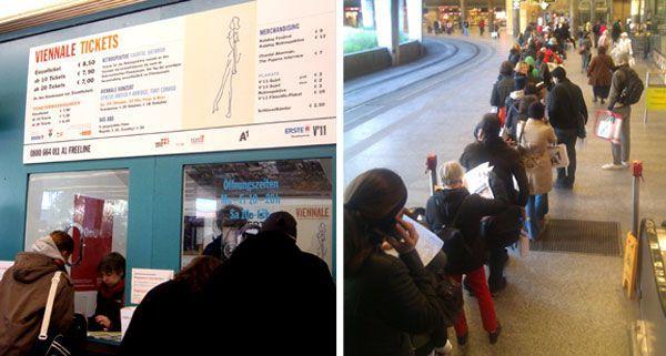 Viele Wege führen zum Viennale-Ticket
