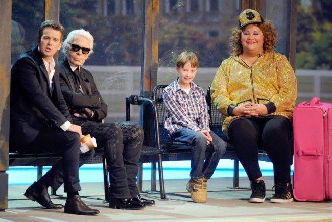 Markus Lanz hatte auch Karl Lagerfeld in seiner Show