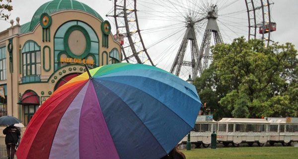 Regen und Sonne: So wird das Wetter in Wien in den nächsten Tagen
