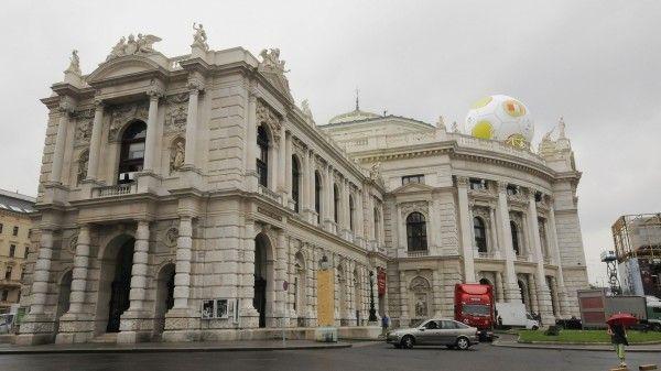 Burgtheater-Anmietung - Telekom Austria weist Vorwürfe zurück