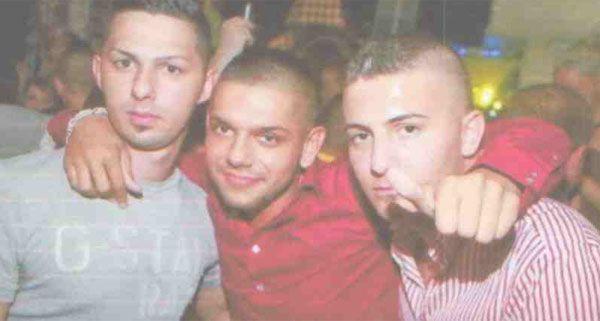 Diese drei Männer sollen einen 20-Jährigen attackiert haben. Die Polizei sucht Informationen