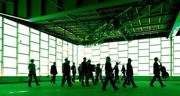 Auch das Klangforum war beim Festival Wien Modern vertreten.