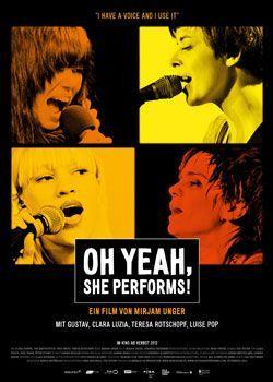 Oh Yeah, She Performs – Trailer und Kritik zum Film