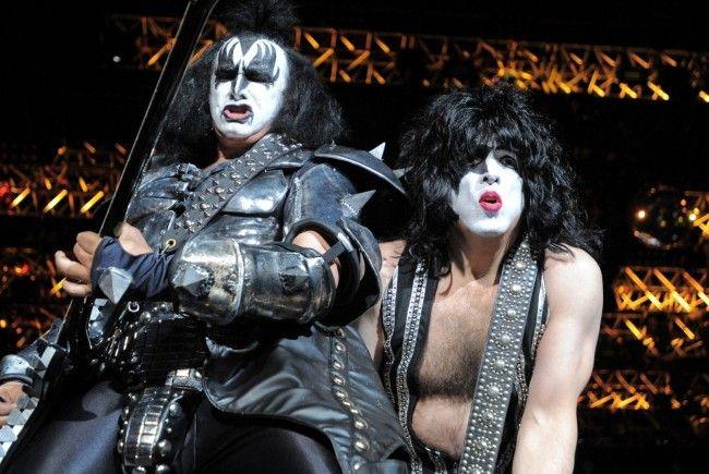 Am Nova Rock 2013 werden unter anderem Kiss, HIM, Volbeat und Rammstein auftreten.