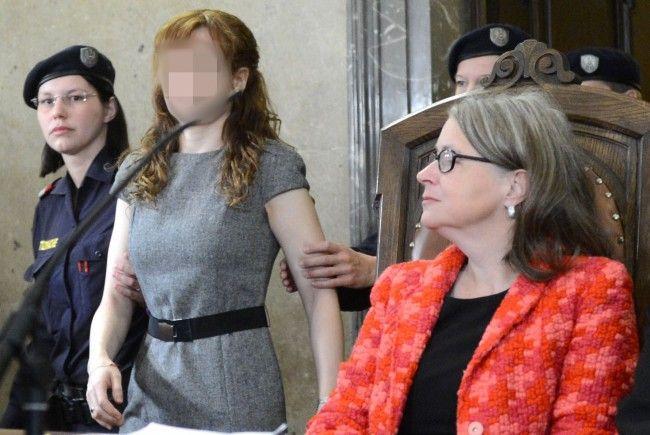 Kellerleichen-Prozess in Wien: Estibaliz C. hat gesprochen