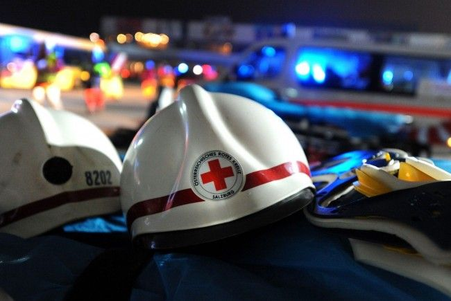 Bei einem Unfall in Wien-Umgebung wurden fünf Personen verletzt.