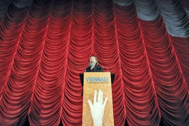 Viennale-Direktor Hans Hurch bei der Viennale-Abschluß-Gala in Wien.