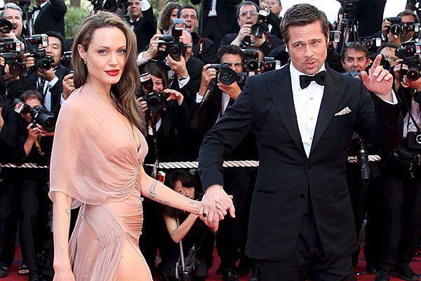 Brad Pitt und Angelina Jolie wollen die lange geplante Hochzeit endlich durchziehen