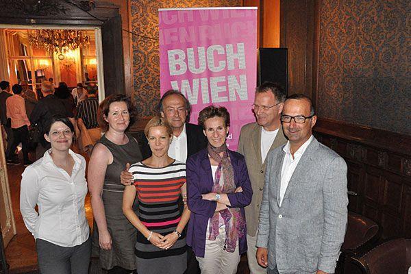 Buch Wien - Prominente Gäste und kurzfristige Absagen