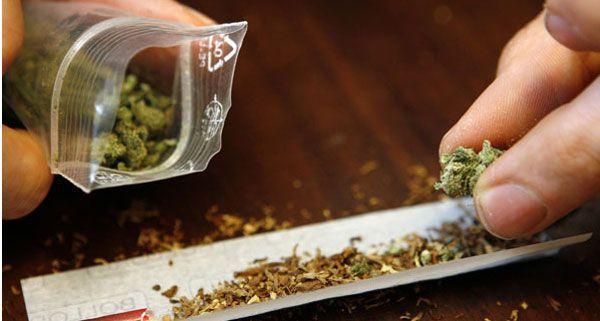 Eine größere Menge Marihuana wurde am Mittwochabend in Wien-Meidling sichergestellt.