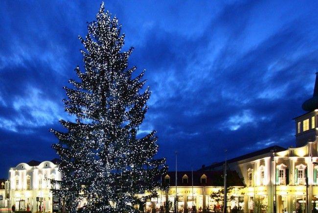 Am 16. November startet das Designer Outlet Parndorf in die Weihnachtssaison.