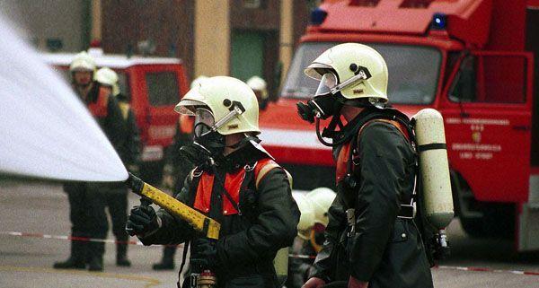 Am Sonntag brannte es in einer Restaurantküche in Wien-Rudolfsheim.