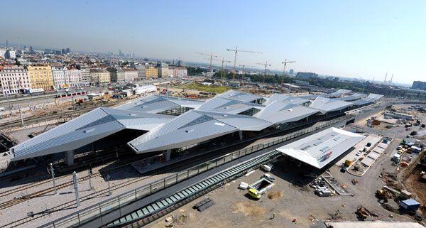 Hauptbahnhof Wien: Die Probleme des Großprojektes
