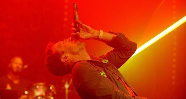 Chris Martin gönnt sich und Coldplay erst mal eine Pause