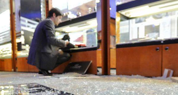 Juwelie-Überfälle sind inzwischen ein häufiges Übel - eine Sicherheitsoffensive soll helfen