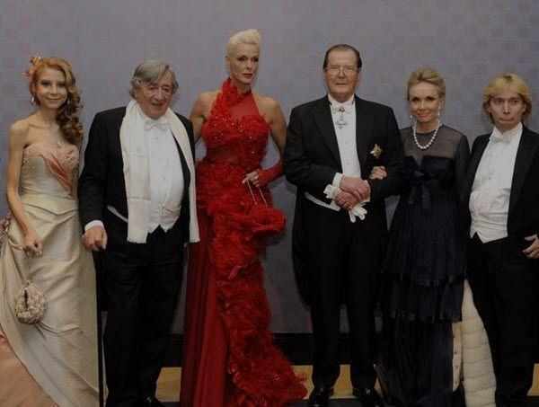 2012 lud Richard Lugner Brigitte Nielsen und Roger Moore zum Opernball ein - wer wird es 2013 sein?
