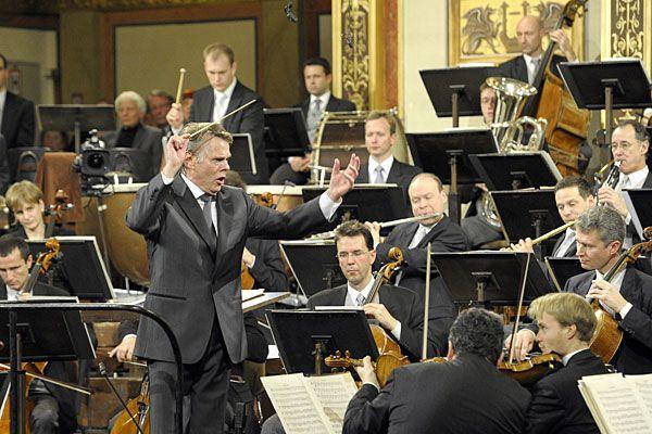 Das Wiener Neujahrskonzert: Alle Jahre wieder ein Event der Superlative