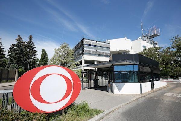 Beim Bau des ORF-Zentrums kam Asbeststaub zur Anwendung